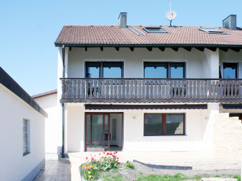 Doppelhaushälfte in Vaterstetten