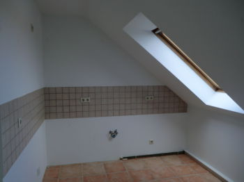 Dachgeschosswohnung in Mücheln