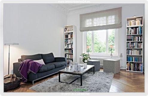 Herrschaftliche 2-Zimmer-Altbauwohnung - dicht Lietzensee!