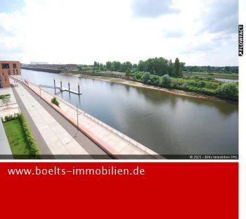 Etagenwohnung in Bremen  - Handelshäfen