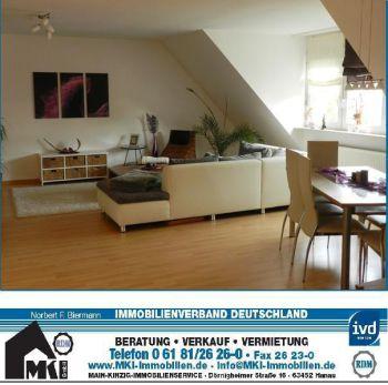 Dachgeschosswohnung in Hanau  - Hanau