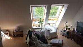 Dachgeschosswohnung in Hamburg  - Ohlsdorf
