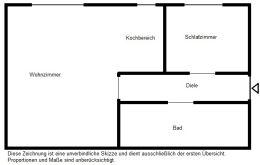 Erdgeschosswohnung in Düsseldorf  - Wersten