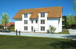 Dachgeschosswohnung in Wolfertschwenden  - Bossarts