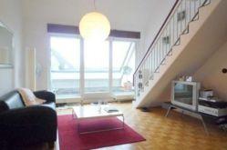 Dachgeschosswohnung in Düsseldorf  - Benrath