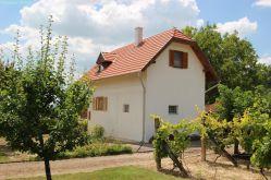 Ferienhaus in Balatongyörök