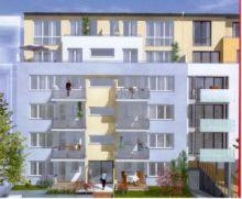 Etagenwohnung in Freiburg  - Rieselfeld
