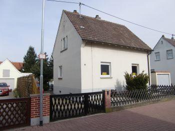 Einfamilienhaus in Kleinniedesheim