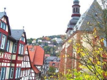 Etagenwohnung in Büdingen  - Büdingen