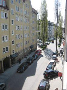 Tiefgaragenstellplatz in München  - Ludwigsvorstadt-Isarvorstadt