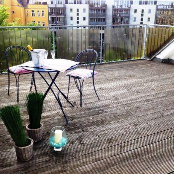 Dachgeschosswohnung in Berlin  - Wilmersdorf