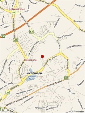 Stellplatz in Leverkusen  - Alkenrath