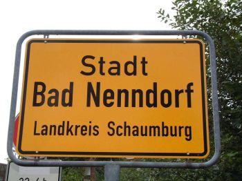 Wohngrundstück in Bad Nenndorf  - Bad Nenndorf