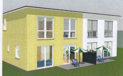 Doppelhaushälfte in Stralsund  - Tribseer