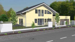 Einfamilienhaus in Erden