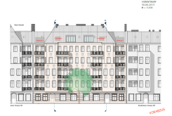 Dachgeschosswohnung in Berlin  - Prenzlauer Berg