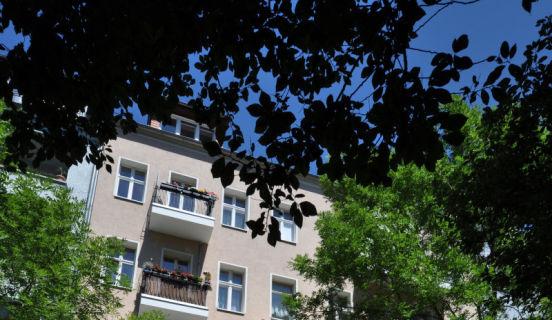 Charmante Dachgeschoss-Wohnung in Prenzlauer Berg