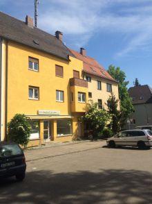 Mehrfamilienhaus in Augsburg  - Spickel