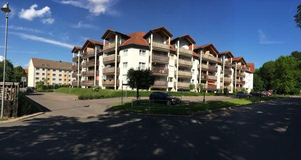 Gemütliche Einraumwohnung in beliebter Wohnanlage in Wermsdorf