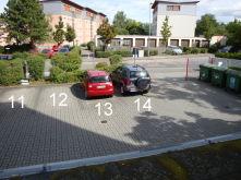 Stellplatz in Mainz  - Mombach