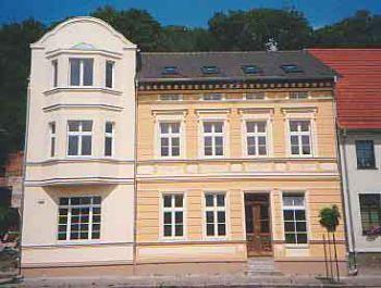 Etagenwohnung in Oderberg