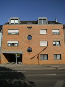 Dachgeschosswohnung in Mönchengladbach  - Holt
