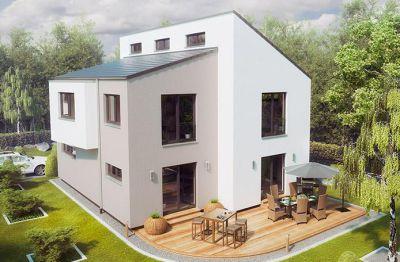 Zweifamilienhaus in Wüstenrot  - Finsterrot