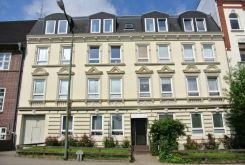 Dachgeschosswohnung in Flensburg  - Südstadt
