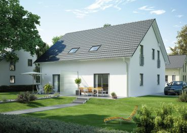 Zweifamilienhaus in Herrenberg  - Affstätt