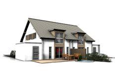 Doppelhaushälfte in Techau
