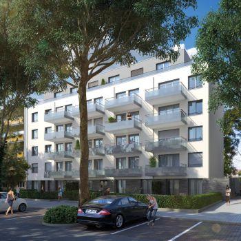 Penthouse in Mannheim  - Schwetzingerstadt