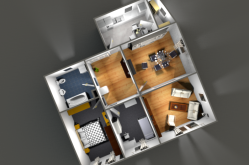 Wohnung in Büdingen  - Büdingen