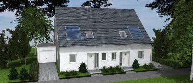 Doppelhaushälfte in Meerbusch  - Strümp