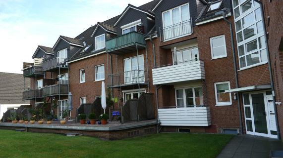 Eigentumswohnung mit West-Balkon und Tiefgarage in Neumünster Tungendorf