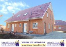 Doppelhaushälfte in Aurich  - Wallinghausen