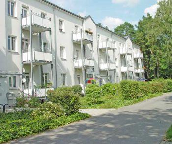Erdgeschosswohnung in Zossen  - Waldstadt
