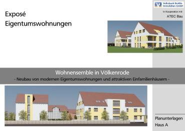 Erdgeschosswohnung in Braunschweig  - Völkenrode
