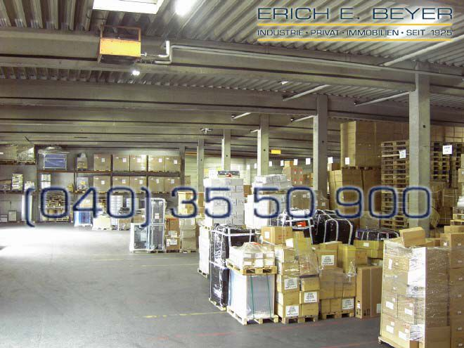Lagerfl�che vermieten - Gewerbeimmobilie mieten - Bild 1