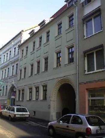 Maisonette in Halle  - Altstadt
