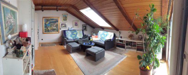 Dachgeschosswohnung in Ketsch