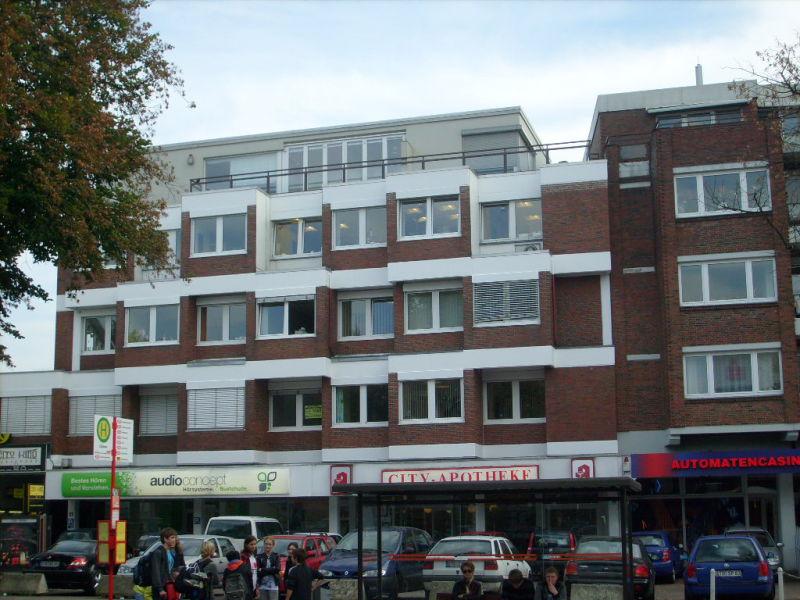Praxiseinheit �rztehaus Zentrum Buxtehude - Gewerbeimmobilie mieten - Bild 1