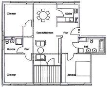 Etagenwohnung in Kornwestheim  - Kornwestheim-Pattonville