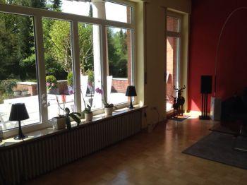 Erdgeschosswohnung in Großhansdorf