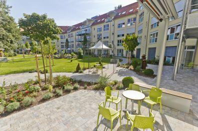 Dachgeschosswohnung in Augsburg  - Lechhausen