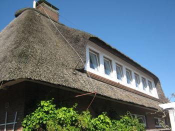 Reetdachhaus in Husum  - Schobüll