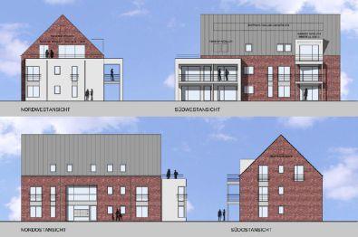 Dachgeschosswohnung in Billerbeck