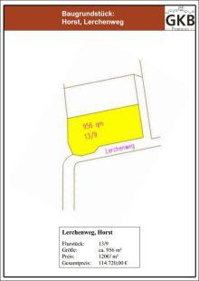 Wohngrundstück in Horst