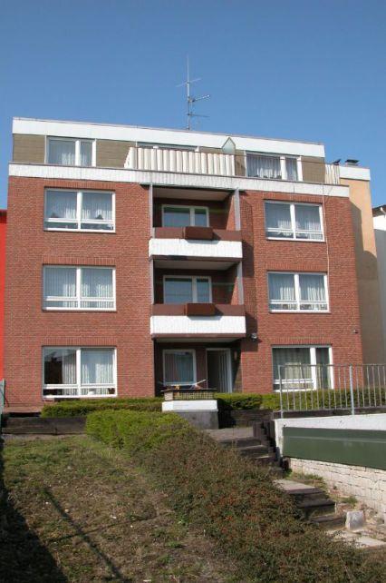 Modernisierte Wohnung im Herzen Harburgs mit Terrasse