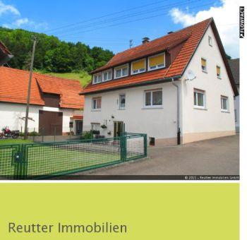 Einfamilienhaus in Schelklingen  - Hütten