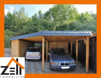 Carport in 							Geesthacht